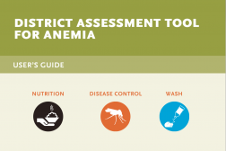 Photo: SPRING_District Assessment Tool for Anemia_Users Guide_2017